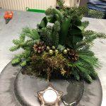 Kerststukje 11